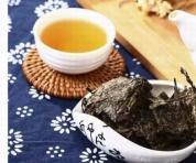 黑茶为什么要煮着喝,黑茶里茶梗有什么好处?